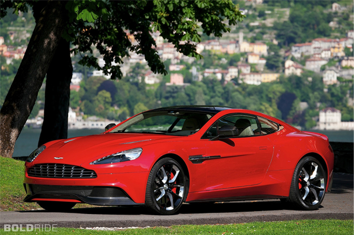 Unveiled: Aston Martin AM310 Concept