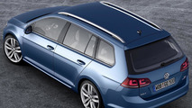 2013 Volkswagen Golf Variant TSI BlueMotion