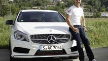 Schumacher signs long term Mercedes deal 11.04.2013