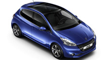 2013 Peugeot 208 Intuitive