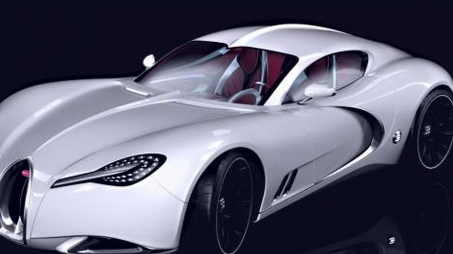 Bugatti Gangloff Concept imagined