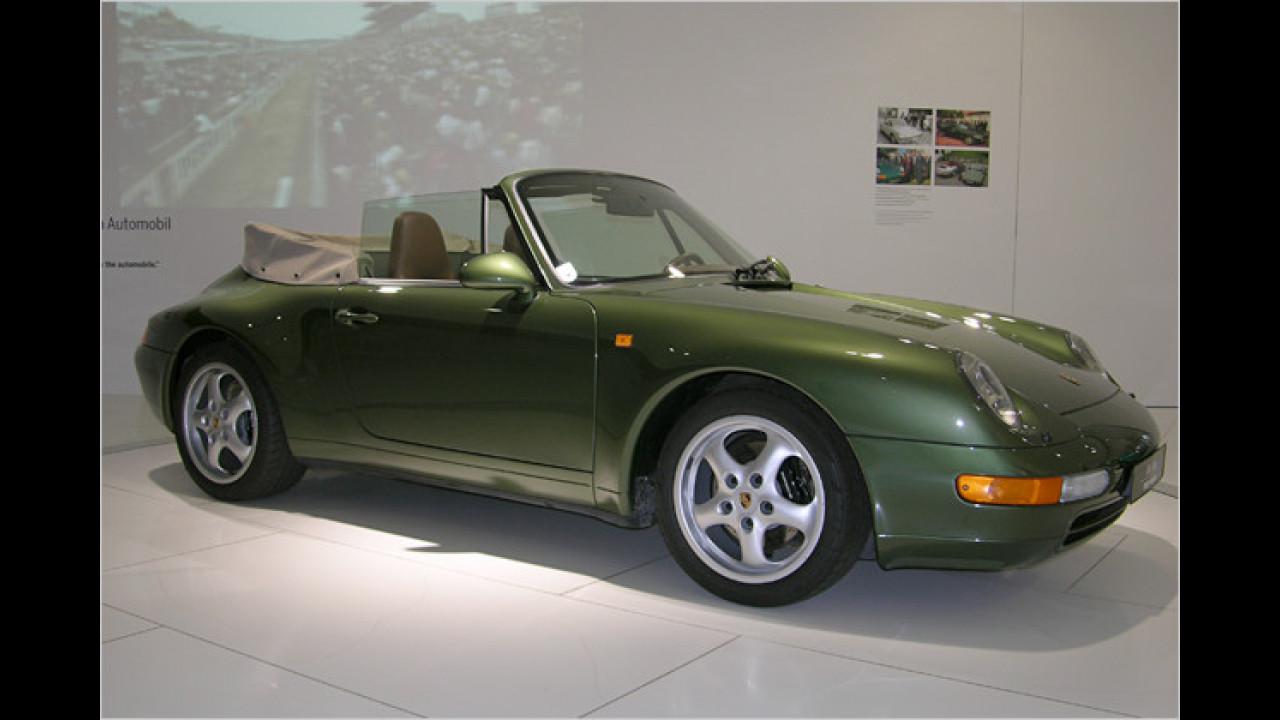 Porsche 911 Carrera 3.6 Cabrio