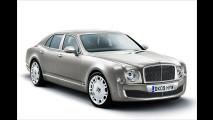 Neuer Bentley Mulsanne