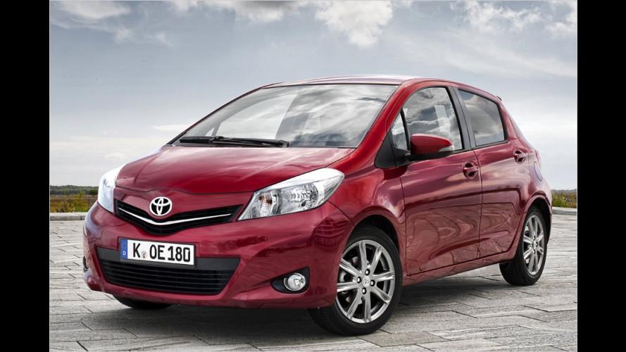 Größer, aber nicht teurer: Der neue Toyota Yaris im Test