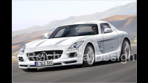 Mercedes SLS eDrive