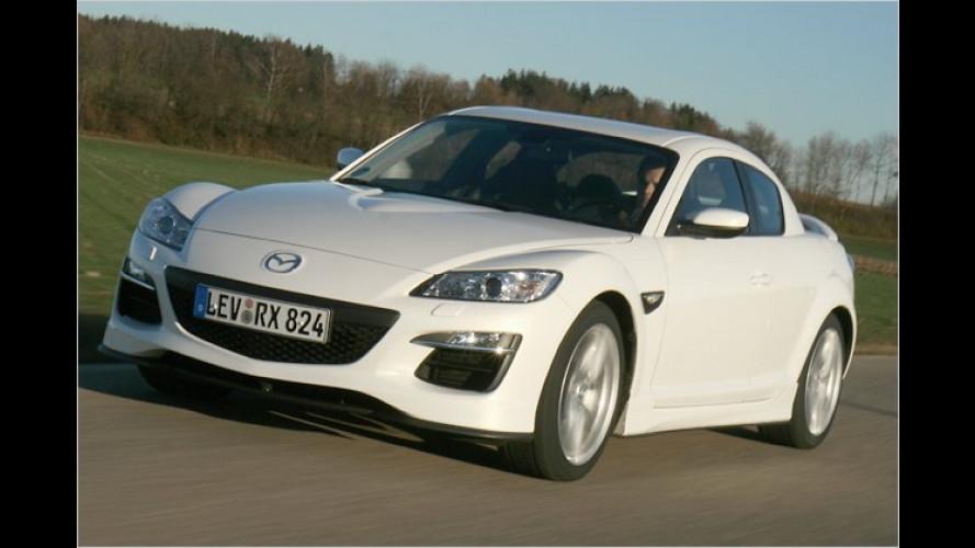 Aus für den Mazda RX-8 in Europa