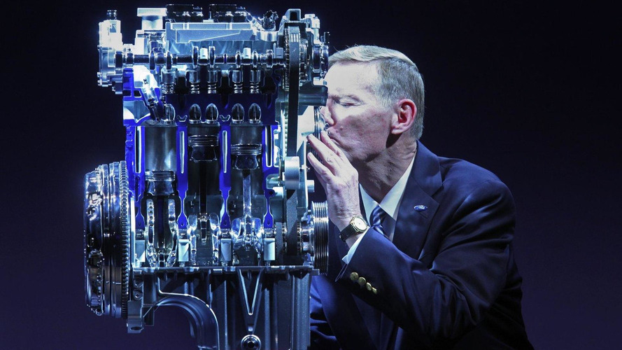 Daimler looking to Ford for engine technology - report