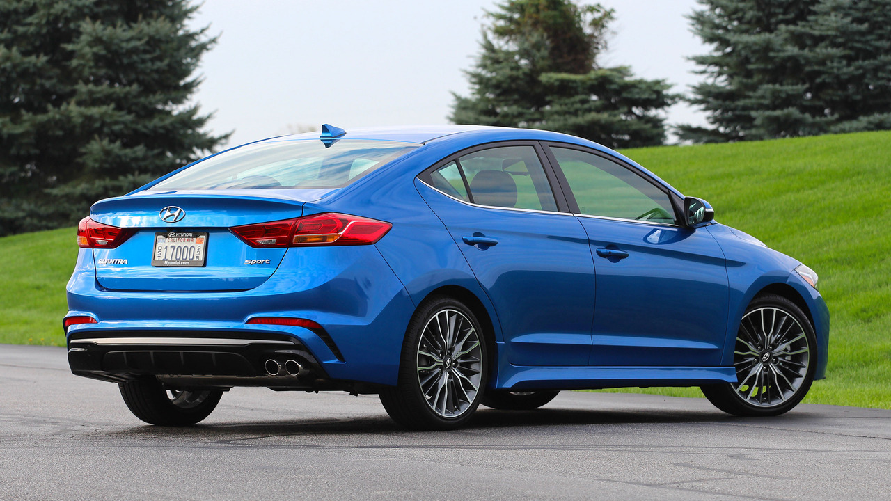 2017 Hyundai Elantra Sport Review More Show More Go