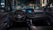 Toyota C-HR detay