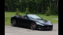 Novitec Tridente Maserati GranCabrio MC