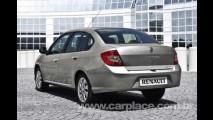 Novo Renault Thalia - Modelo baseado no Clio III substituirá o atual Clio Sedã