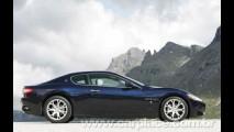 Maserati GranTurismo 2009 chega ao Brasil com preço inicial de R$ 760 mil
