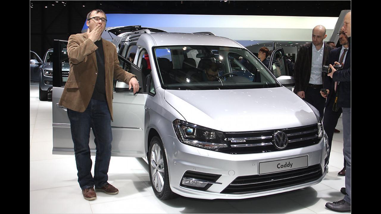 Flop: VW Caddy