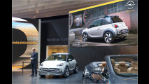 Opel rockt den Adam