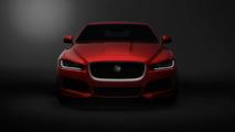 Jaguar XE teaser photo
