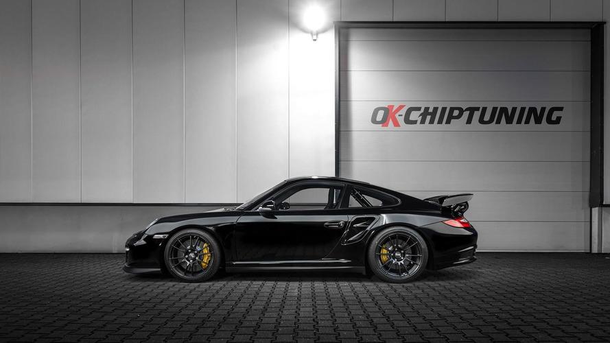 Porsche 911 (997) GT2 by OK-Chiptuning receives 680 HP