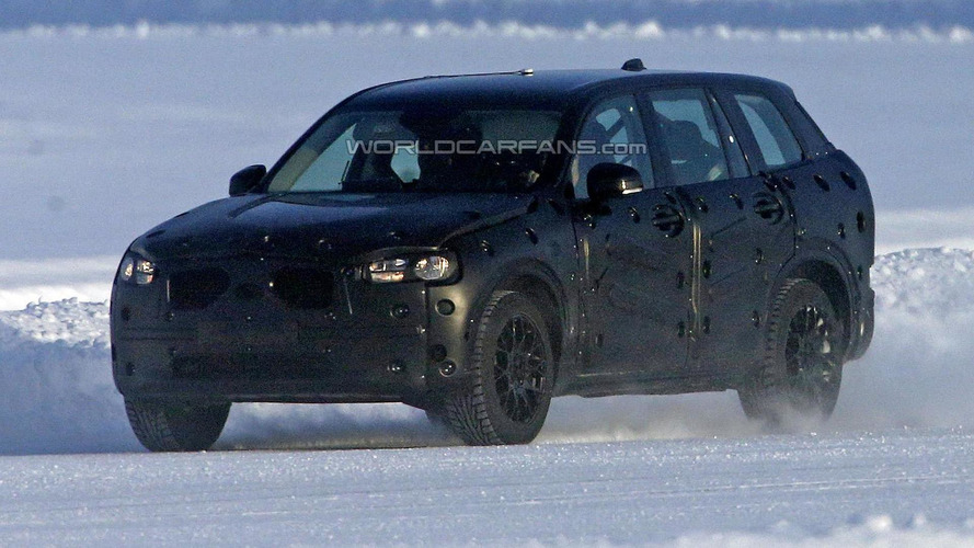 2015 Volvo XC90 to be introduced later this year, production slated for early 2015