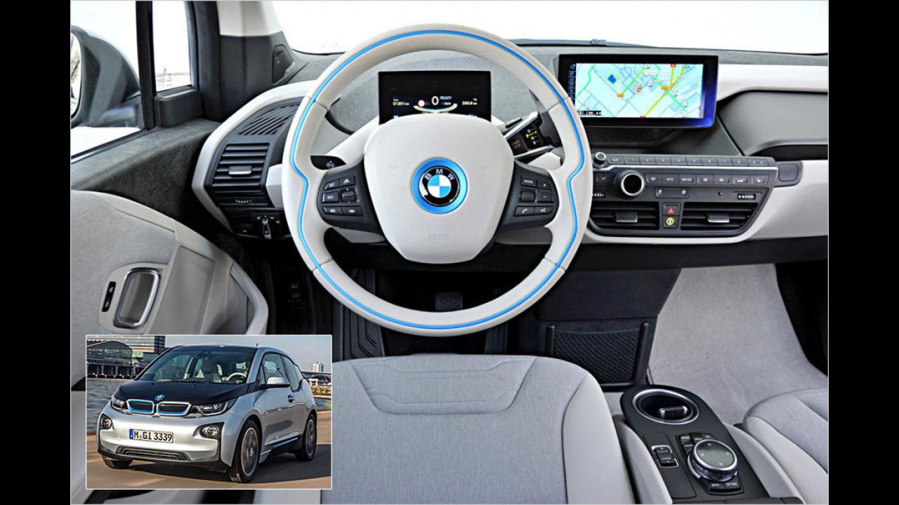 Manuel Lehbrink über den BMW i3