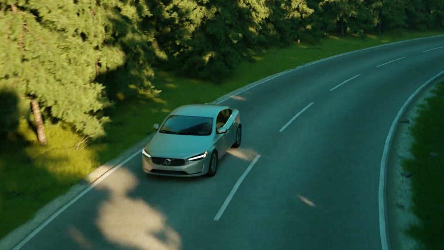 Vidéo - Est-ce la future Volvo S40 ?