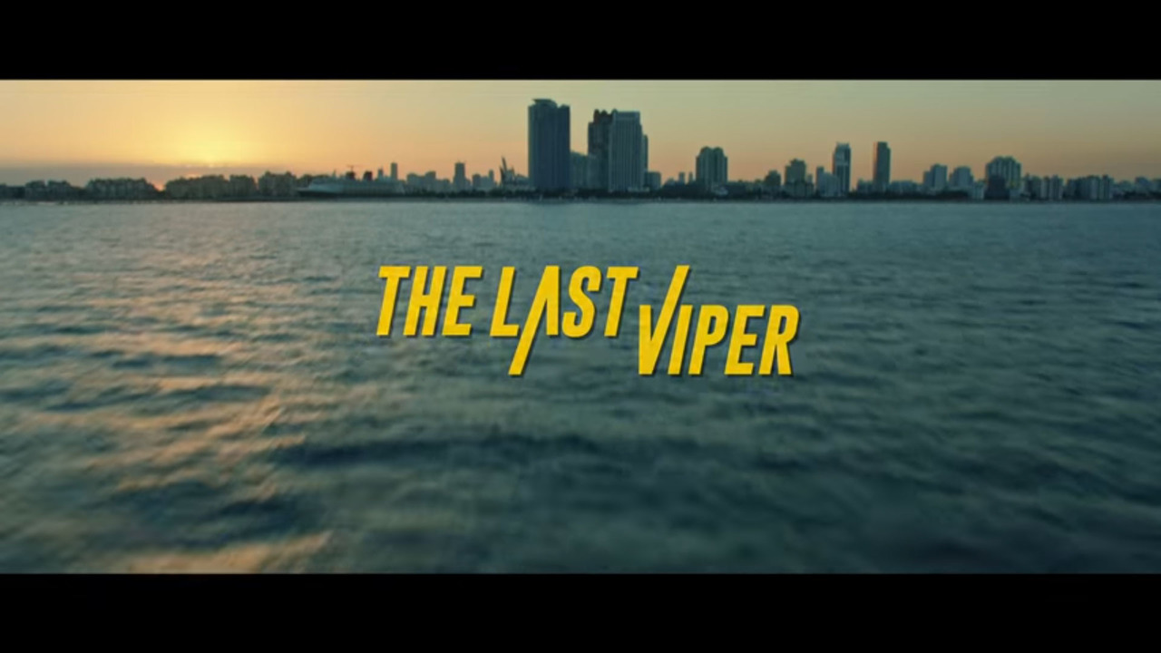 Penzoil 'The Last Viper' Film