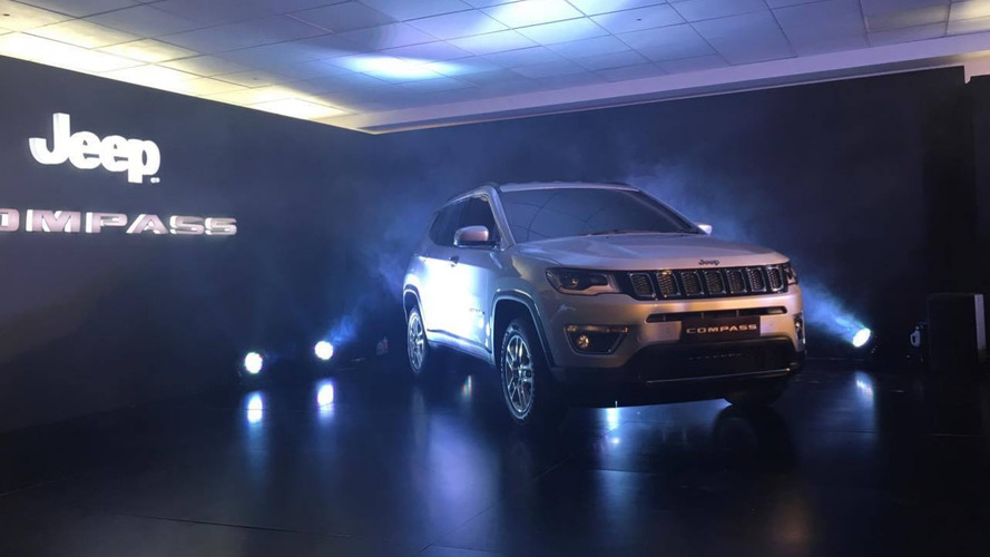 Jeep Compass feito na Índia será exportado para Reino Unido e Japão