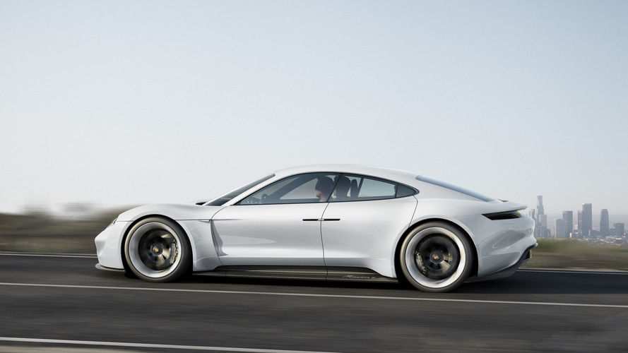 Porsche Mission E Will Pave The Way For More EVs
