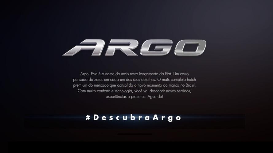 Fiat Argo: este é o nome do novo hatch que substitui Punto