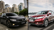 Honda Civic e HR-V
