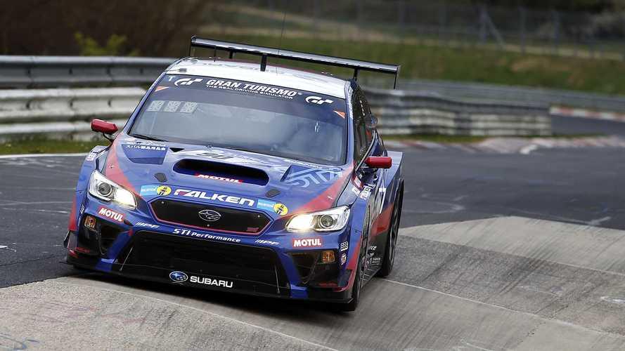 PHOTOS – Découvrez la Subaru WRX des 24 Heures du Nürburgring !
