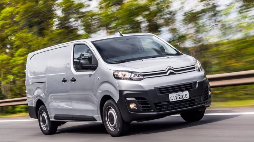 Citroën Jumpy é lançado no Brasil a partir de R$ 79.990