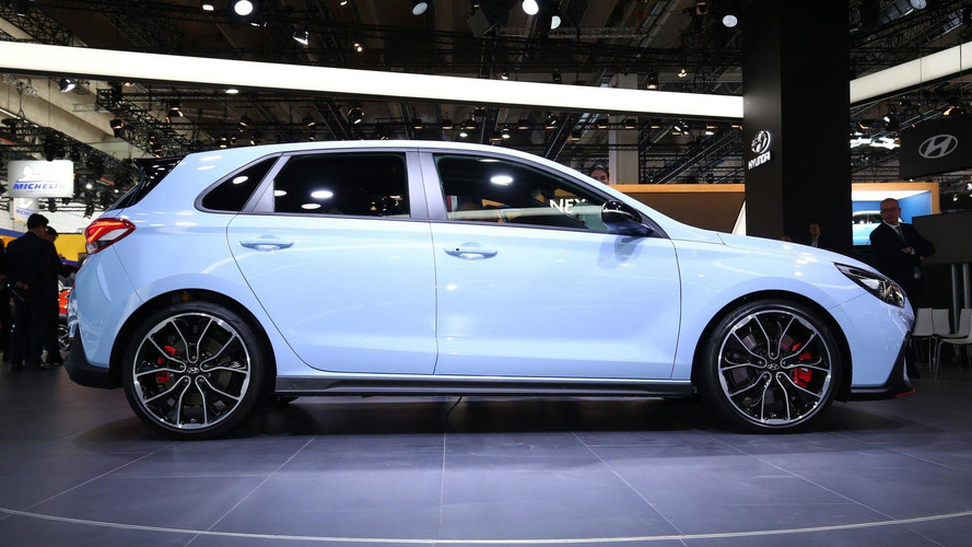 Hyundai i30 N Is Brand's First-Ever Proper Hot Hatch