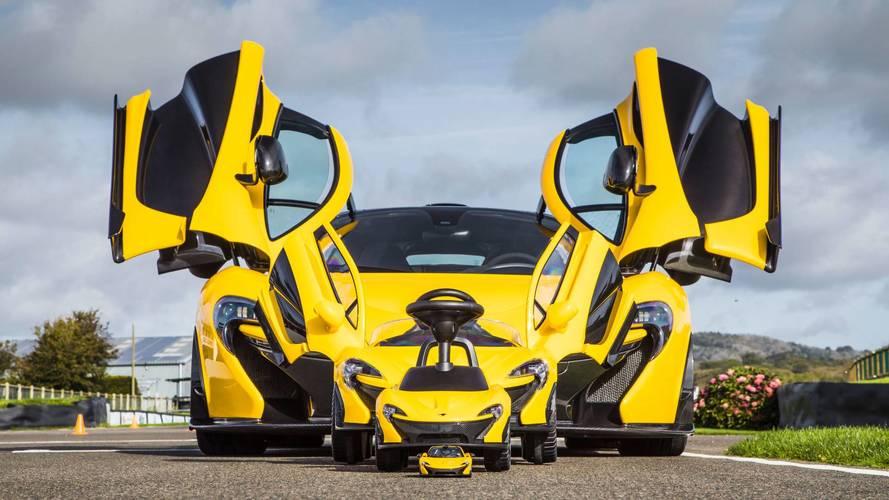 Mostantól a család minden tagjának jut egy McLaren P1