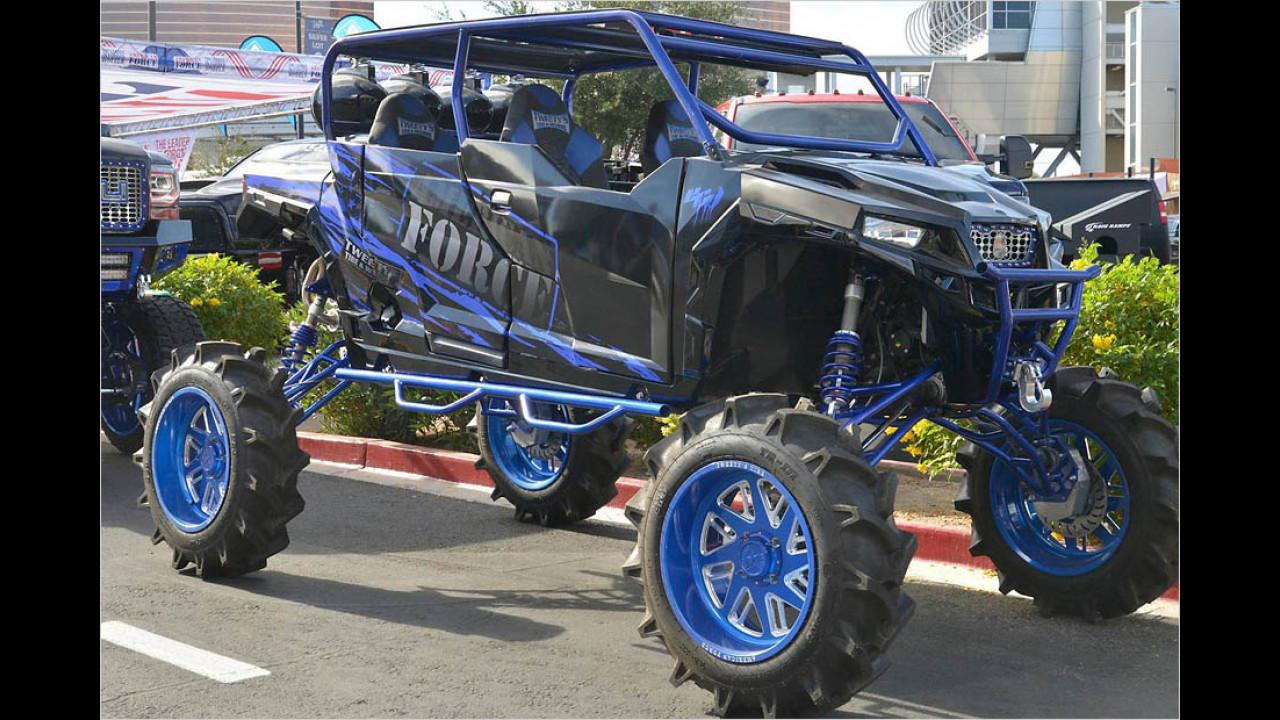 ATV-Monstertruck