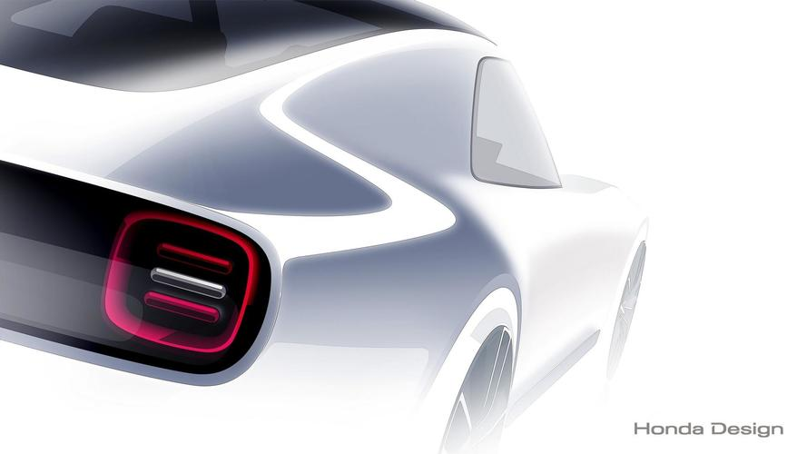 Honda Sports EV Concept teased, will debut in Tokyo