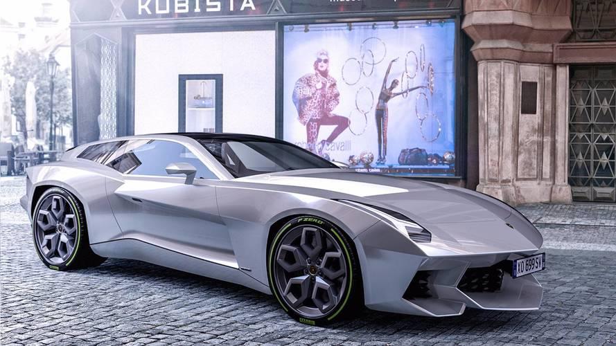 Lamborghini Shooting Brake
