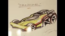 Danicar by Hot Wheels