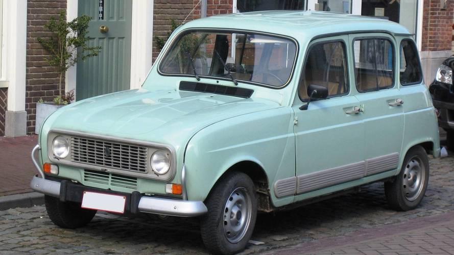 Renault 4L con motor V6: así se construyó