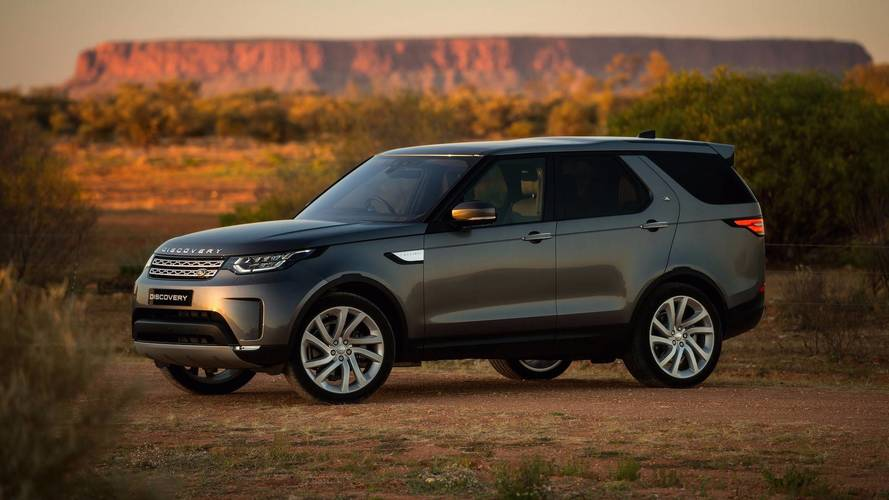 2018 Land Rover Discovery Gets New Standard Equipment, SE Diesel