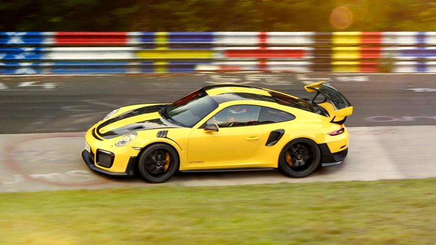 See Porsche 911 GT2 RS Set RWD Nurburgring Record With 6:47.3 Lap