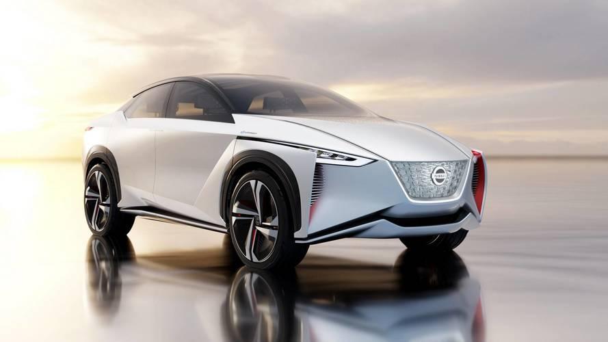 Teljesen önvezető elektromos crossoverel érkezett a Nissan Tokióba