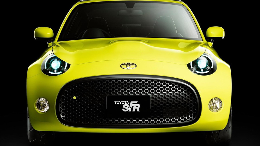 Prototipos Toyota S-FR y S-FR Racing