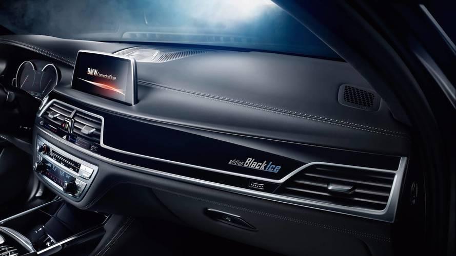 BMW 7 Serisi Individual Edition Black Ice