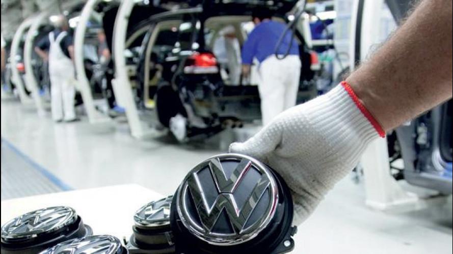Volkswagen aumenta del 4,3% lo stipendio dei lavoratori tedeschi