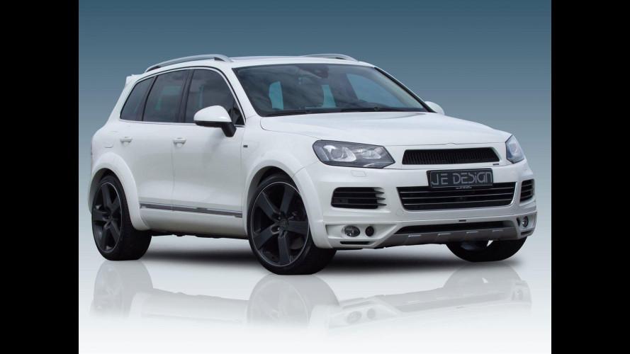 JE Design Volkswagen Touareg II Widebody