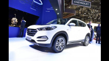 Hyundai Tucson 48V Hybrid Concept