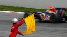 F1 eyeing driver speed limit for yellow flags