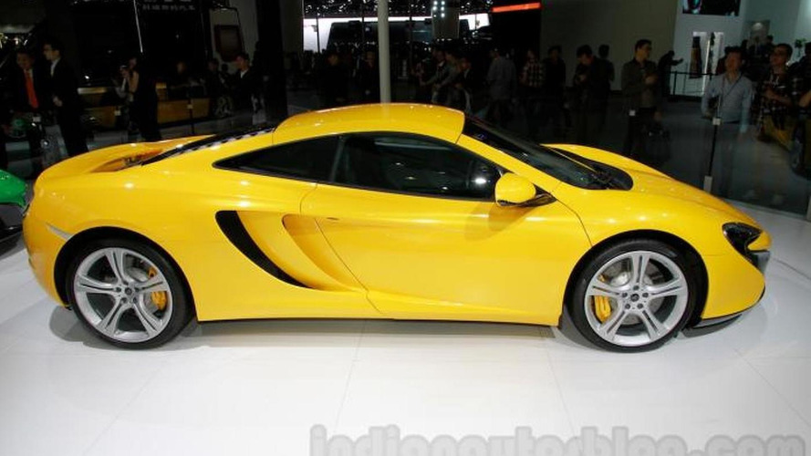 McLaren 625C makes public debut at Guangzhou Auto Show