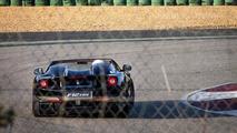 Ferrari F12 TRS spotted in Spain