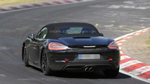 2016 Porsche Boxster spy photo