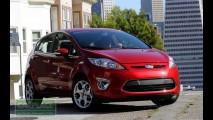Ford New Fiesta Hatch será apresentado no dia 5 de outubro com preços a partir de R$ 48.950